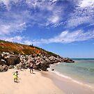 Lagoon beach south end by georgieboy98