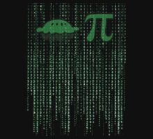 Pie & Pi in the Matrix by jezkemp
