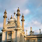 Brighton Pavillion by Francesca Wilkins