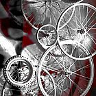 Bike Spokes for iPad by Michael Andersen