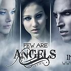 Few Are Angels Release Banner by Regina Wamba
