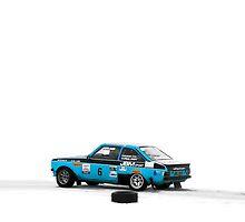 Rally Car by cjbsdesign