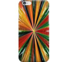 PALETTE WHEEL iPhone Case/Skin