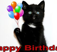 Happy Birthday by Ladymoose