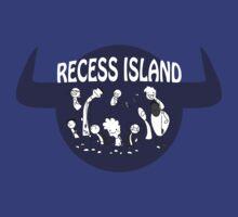 Recess Island by Matt McNeilly