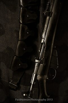 This is my Rifle, there are many like it.... by Paul Holman