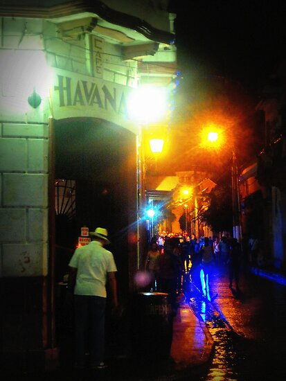 The Havana club by Beclund