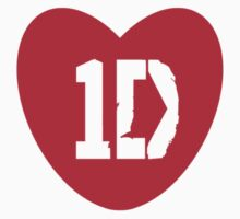 I Love One Direction by Hema-Sama