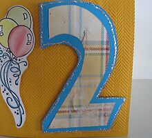 Gift card for Numbered birthdays by Giftcards