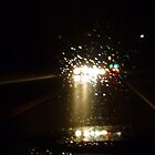 the Night the Rain the Drive by nastruck