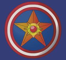 Starmerica (crest) by Michael Gerrard