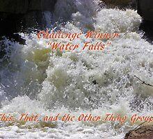 Banner Challenge Winner - Water Falls by quiltmaker