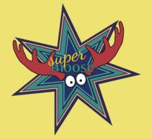 Super Moose by Elvedee