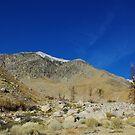 Sierra Nevada impression by Claudio Del Luongo