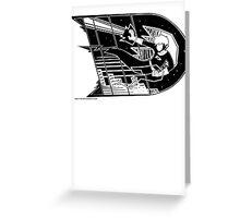 Danny Phantom: Protector Greeting Card