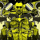 Taxi Driver Collage by Geoffgroth