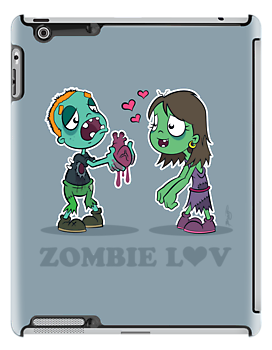 Zombie Love 2 iPad by Craig Bruyn