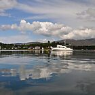 Plockton Bay Area, Scotland. by Ross Hutton