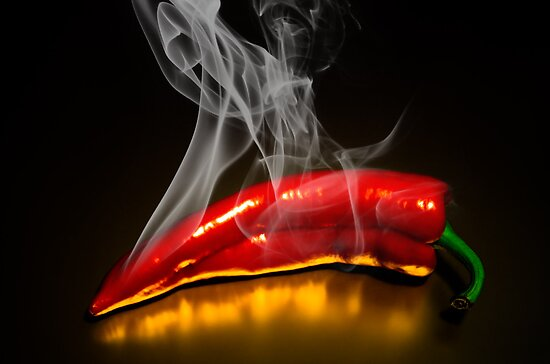 Smokin' Pepper by kocbaya63