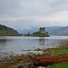 Castle on the Loch - Scotland by ACBPhotos