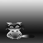 Surprised Cat by ShySketch