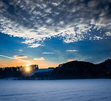 Surise In Winter by kocbaya63