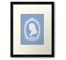 Heroes of Hyrule - The Princess Framed Print