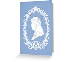 Heroes of Hyrule - The Princess Greeting Card
