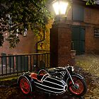 BMW R12 with sidecar by Frank Kletschkus