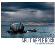 Split Apple Rock by alexflx