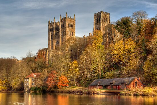 Durham Cathedral by Great North Views