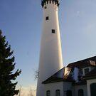 Wind Point Lighthouse by kkphoto1