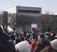 Inauguration Day '13 by MackeyDesign