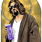The Dude Big Lebowski Poster by erikrose