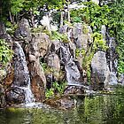 Rocky Walls Waterfall by jkgiarratano