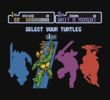 Turtles in Time - Michelangelo by AndreasServan