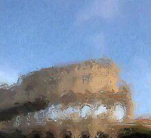 The Coliseum by Piero