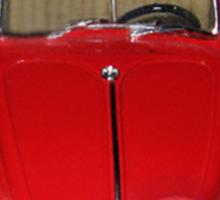 ㋡  CAR VOLKS WAGON BUG TEE SHIRT (GLAMOUR BUG)㋡ Sticker