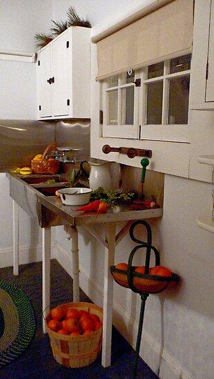 Edison Kitchen by phil decocco