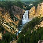 Grand Canyon of Yellowstone by JamesA1