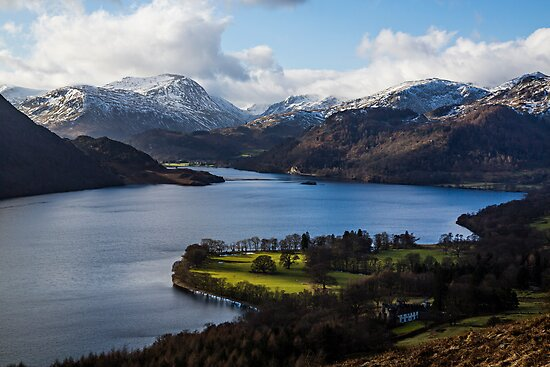Ullswater - English Lake District by David Lewins
