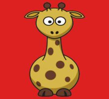 T-Shirt Giraffa by OwnedByGemini