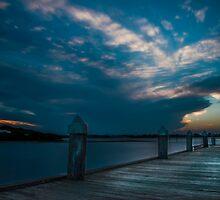 Storm at Last Light by bazcelt