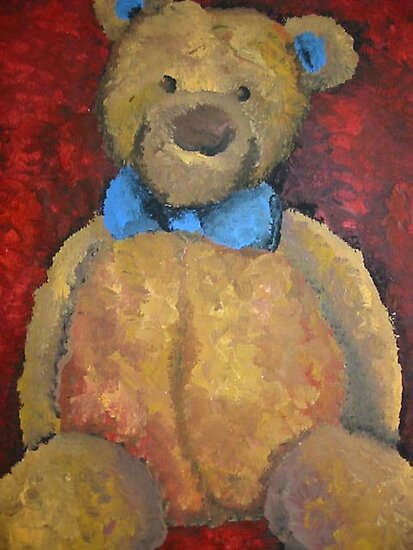 Teddy Bear by Jonesyinc