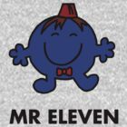Mr Eleven by carrieclarke