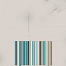 Bar code by CatchyLittleArt