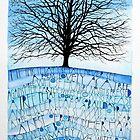 Trees by samcannonart