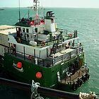 MV Kestral Bay by V1mage