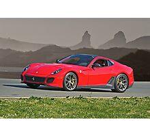 2011 Ferrari Novitec 599 GTO Photographic Print