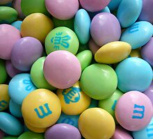 Easter M&M's by Susan S. Kline